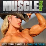 New Female Muscle Pinups launch