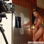 Carmella Cureton girl muscle