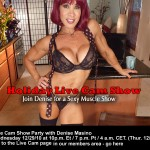 Live Sex & Muscle Cam Show with Denise