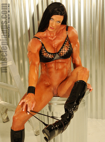 Bad Girl Of Bodybuilding