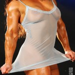 SHIFTING GEARS: Muscle Elegance redefined the image of women with muscle. Muscle PinUps is set to do it again!