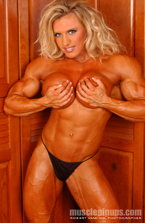Hot Pictures From Sey Muscle Girls Nude Female Bodybuilder Lisa Cross
