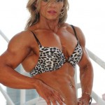 CHERYL FAUST : SOUTH BEACH STUNNER !
