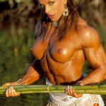 MUSCLEPINUPS BLOG HIGHLIGHTS THE WORLD'S MOST BEAUTIFUL MUSCLE VIXENS !