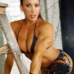 DENISE MASINO . . . WOMAN ON TOP (Part two)