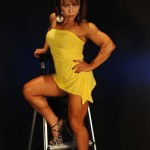 EVIE LAROSA : HOT IN YELLOW