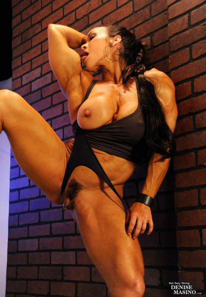 Hot muscle clips