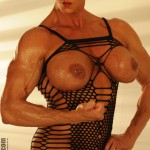 KATHY AMAZON RETURNS TO MUSCLE PINUPS