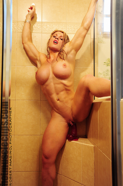 Melissa Dettwiller Is A Dirty Girl Hot Muscle Clips