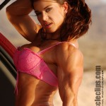 MELLISA'S MUSCLE FETISH : HOT MUSCLE CLIPS FEATURE VIDEO