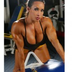 SEXY SUPERWOMEN! DENISE MASINO'S WOMEN OF MUSCLE PINUPS. ARE YOU READY FOR THEM?