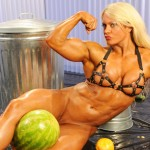LISA CROSS STARRING IN MUSCLE KINK NOW AVAILABLE ON HOT MUSCLE CLIPS