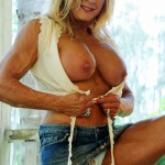 ALANA SNOW FEATURE VIDEO SHOWING NOW AT HOT MUSCLE CLIPS