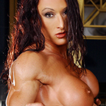Muscle Porn in the Gym – Autumn Raby