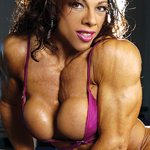 Nude Muscle Workout With Xtreme Workout Diva