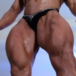 Rockin Hard Female Muscle In The Pump Room Part 2