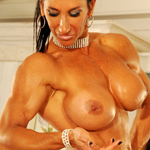 Elisa Costa All Oiled Up Video
