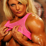 Muscle Foxes Lisa Cross Muscle Masturbation