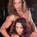 Xtreme Workout Divas 3 – Sc 2 – Nadia Nardi and Autumn Raby