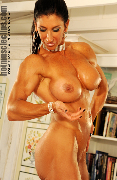 Elisa Ann Naked Female Muscle Oiled Up XXX HD | Muscle Pin ...