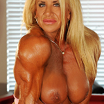 Bad Girls of Bodybuilding 3, Sc 4 Wanda Moore