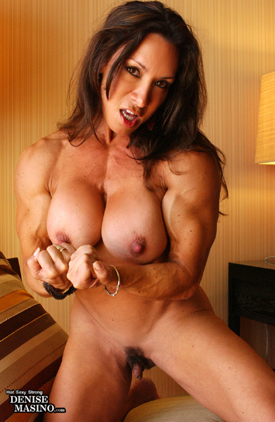 Denise Masino Muscle Porn Videos