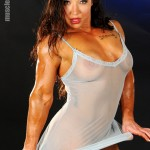 Muscle PinUps brings you the most beautiful women on the planet.