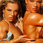 Tatiana Anderson and Nadia Nardi All Nude Posing Photo Shoot