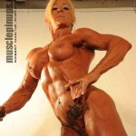 The amazing Laura Zuniga another Muscle PinUps exclusive.