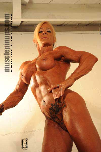 She Muscle Hunter 77