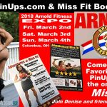 Sex and Muscle Takes Center Stage At Arnold's Expo Today