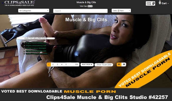 Voted Best Downloadable Muscle Porn!
