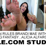 Kinky Ann Rules Brandi Mae…Denise Big Clit Foot Fucking Fantasy…and many more!